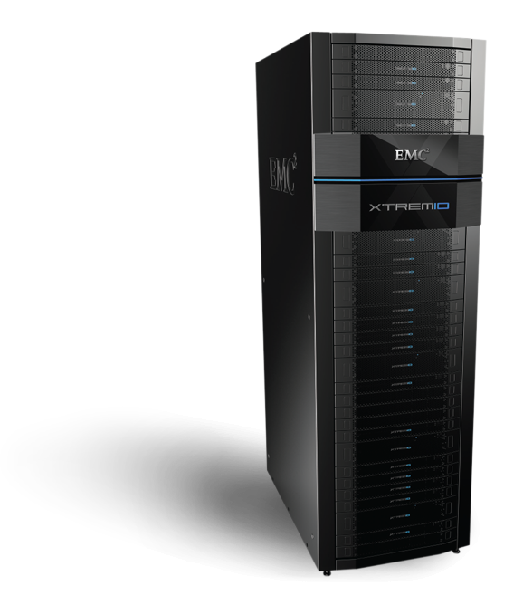 EMC XtremIO All-Flash Scale-Out 1millisecond-Storage Array
